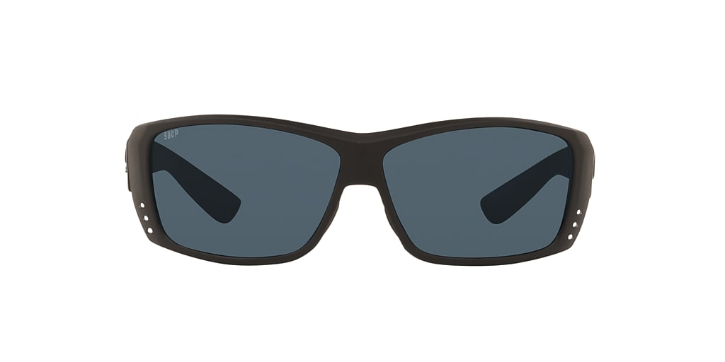 Black 6S000125 CAT CAY POLARIZED Grey-Black  61