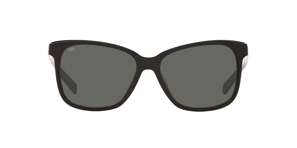Shiny Black 6S000316 Grey-Black  57
