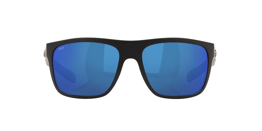 Matte Black 6S000312 BROADBILL Blue  61